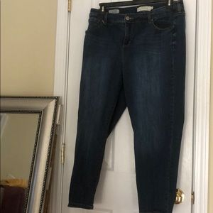 Torrid Girlfriend jeans